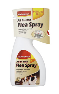 Flea Spray