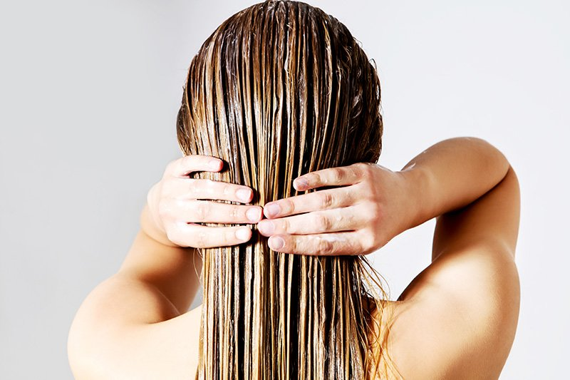 Flea remedies for human hair