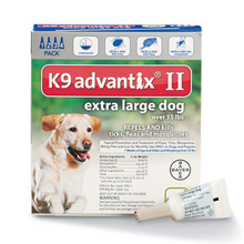Bayer K9 Advantix II Flea Control Treatment for Dogs Review