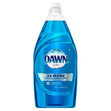 Dawn soap and fleas